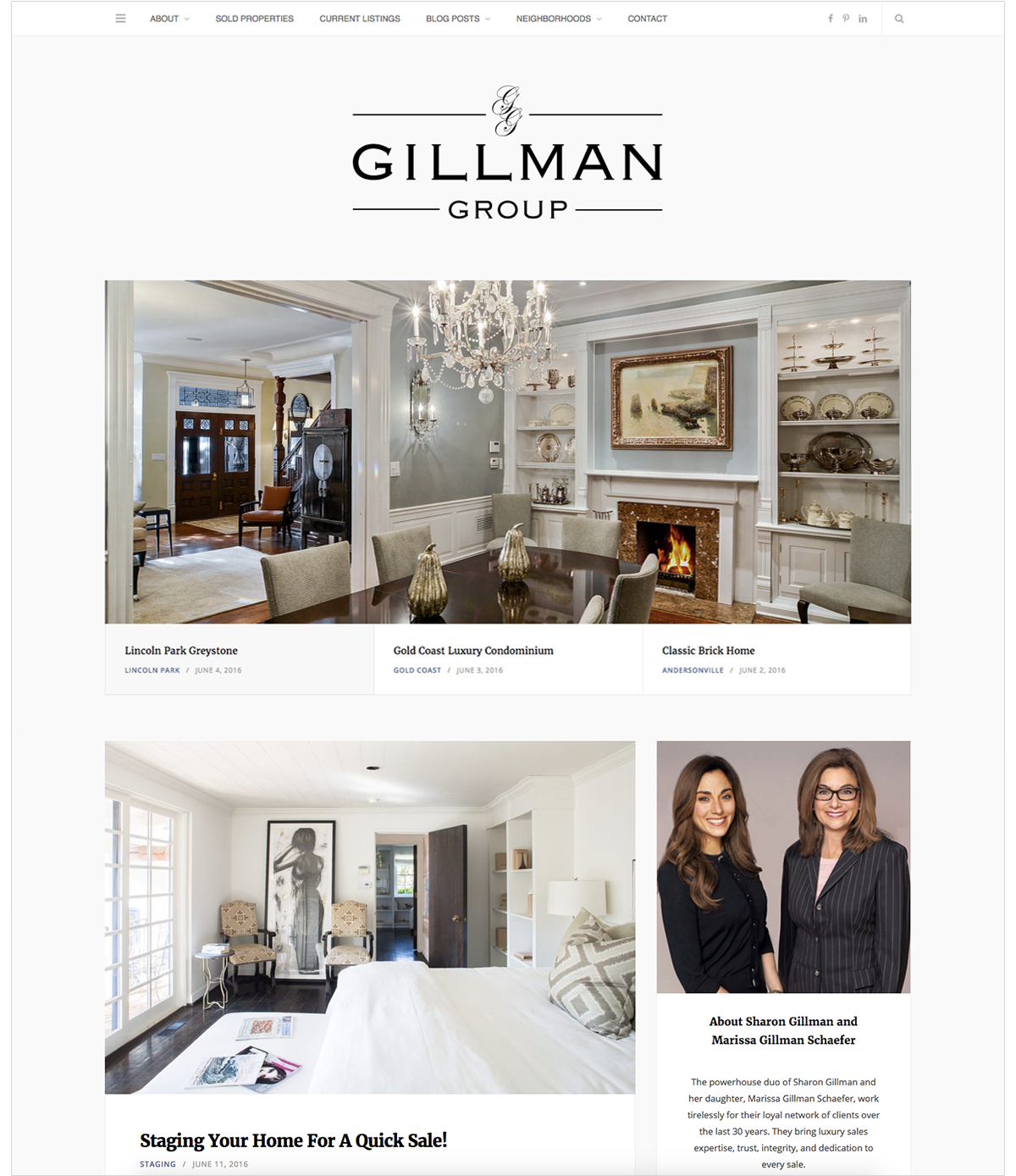 Gillman Group Real Estate - Work That Esque